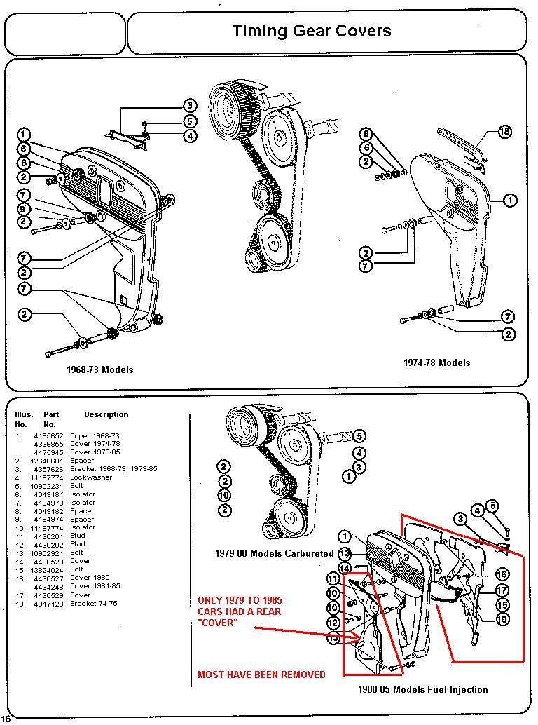 Fiat Spider Engine Parts Gaskets Bearings Timing Belt Tensioner Oil 124 Transmission Diagram