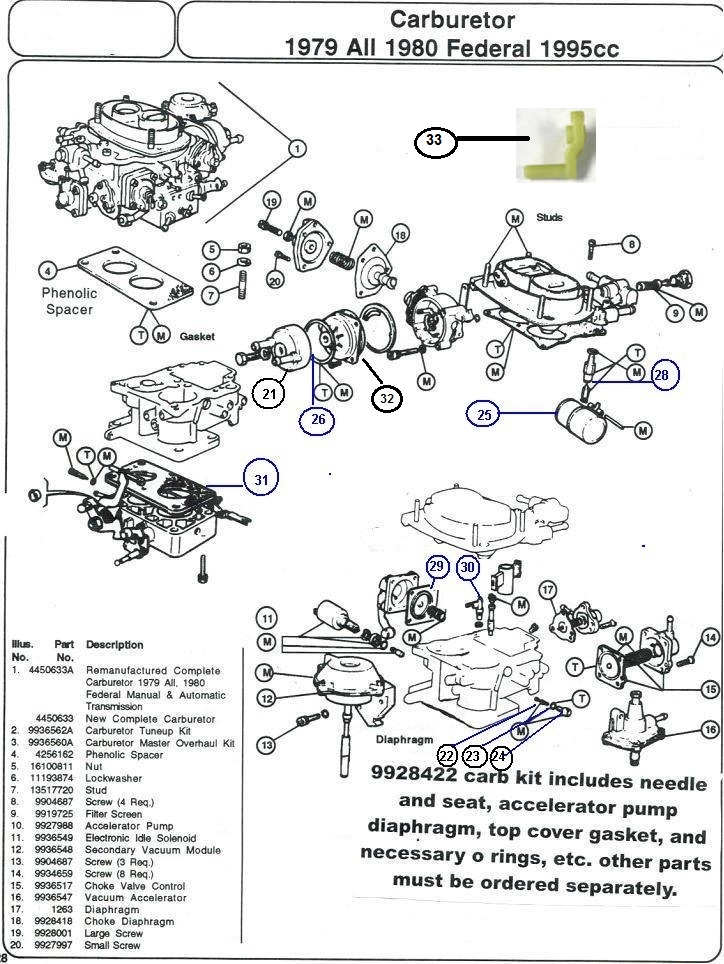 fiat spider carburetor rh spiderroadster com Fiat Parts Protective Undercarrage Fiat 500 Parts Manual