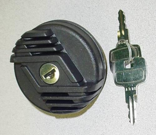 Fiat Spider Gas Cap Locking Type. Also Fits Pininfarina